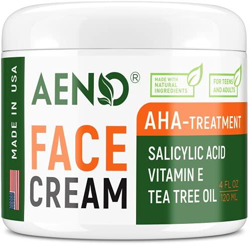 Acne Treatment Natural Cream - Made…