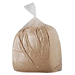 SPECS: 15 lb of media in a cardboard box ACCURACY: Corn polishes better than walnut and walnut cleans better than corn EASE OF USE: Just pour into the tumbler of your choice and get to cleaning VERSATILITY: Can be used to clean/polish media in a bras...