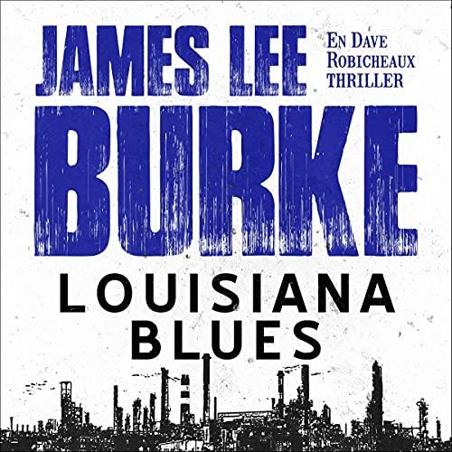 Louisiana blues cover art