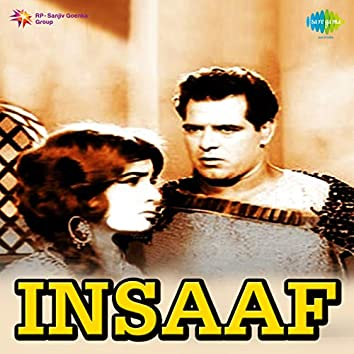Insaaf (Original Motion Picture Soundtrack)