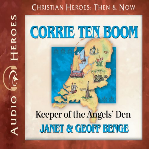 Corrie ten Boom cover art