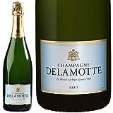 NV ブリュット ドゥラモット 正規品 シャンパン 辛口 白 750ml Champagne Delamotte Brut