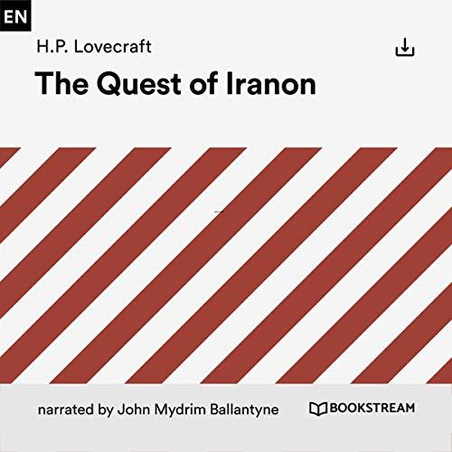 Page de couverture de The Quest of Iranon