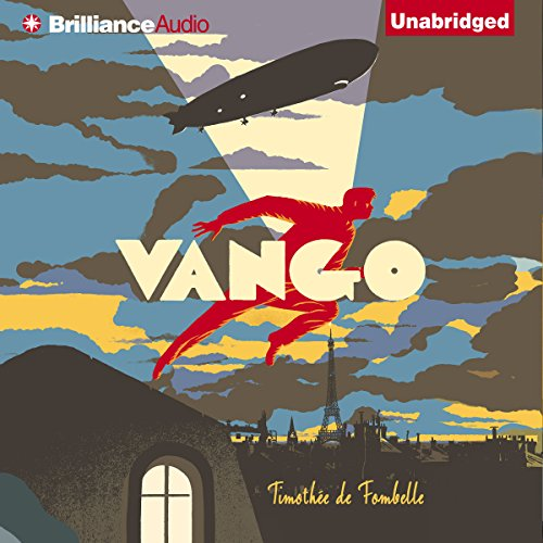 Vango audiobook cover art