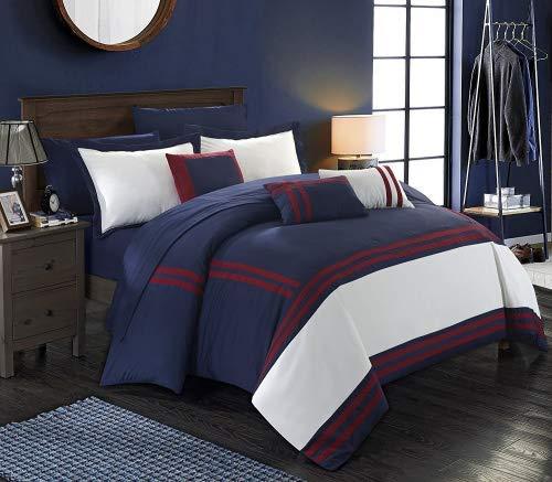 Juegos de sábanas y fundas de almohada marca Chic Home