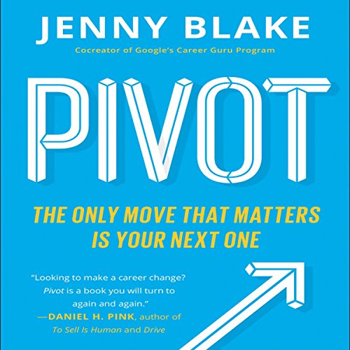 Pivot Audiobook By Jenny Blake cover art