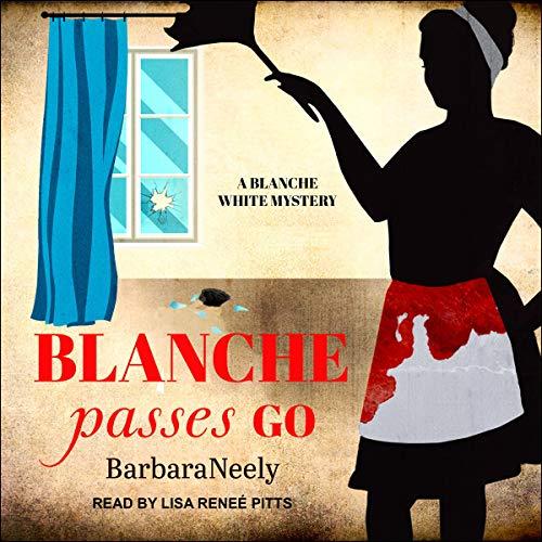 Blanche Passes Go cover art