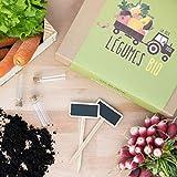 Coffret Cadeau de Jardinage Bio/Box Bio