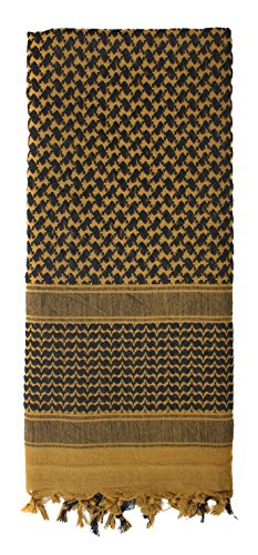 Rothco Shemagh Tactical Desert Keffiyeh Scarf