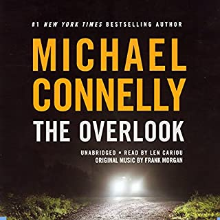 The Overlook: Harry Bosch Series, Book 13                   Written by:                                                                                                                                 Michael Connelly                               Narrated by:                                                                                                                                 Len Cariou                      Length: 6 hrs and 37 mins     4 ratings     Overall 4.3