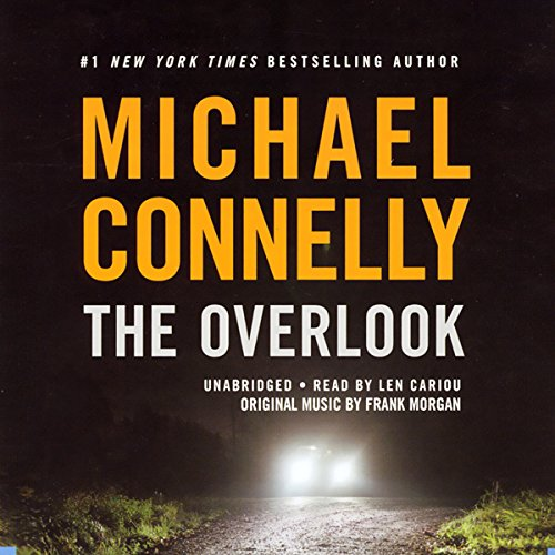 The Overlook: Harry Bosch Series, Book 13 audiobook cover art