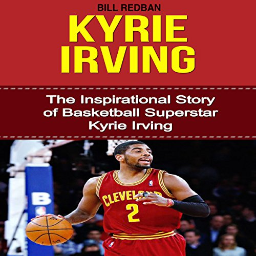 Kyrie Irving audiobook cover art