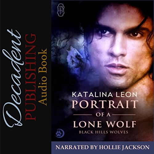 Portrait of a Lone Wolf  audiobook cover art