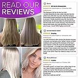 Zoom IMG-1 shampoo antigiallo per capelli biondi