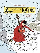 Les aventures de Loupio, Tome 8 - Le défi de Jean-François Kieffer
