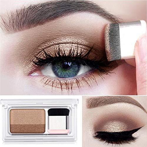 Eastern Corridor Lazy Eyeshadow Stamp 16 Marke Holiday Edition Everyday Magazine Lidschatten mit Doppelfarben Glitzer Farbverlauf Lidschatten-Palette Langlebig