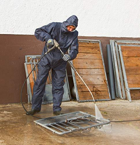 Kerbl 291244 Wasch und Reinigungsoverall wasserdicht, Größe L