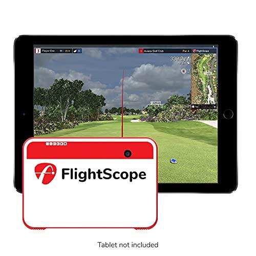 FlightScope Mevo+ Tragbarer persönlicher Startmonitor und Simulator für Golf - 7