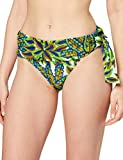 Pour Moi? Heatwave Fold Over Tie Brief Bragas de Bikini, Mombasa, 16 para Mujer