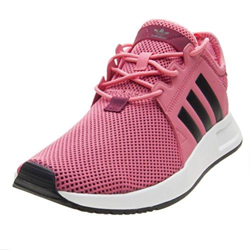 adidas Unisex-Erwachsene X_PLR J Fitnessschuhe, Pink (Rostiz/Negbas/Ftwbla 000), 40 EU