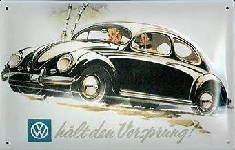 Volkswagen Blechschild 20x30 geprägt VW KÄFER neu+ovp
