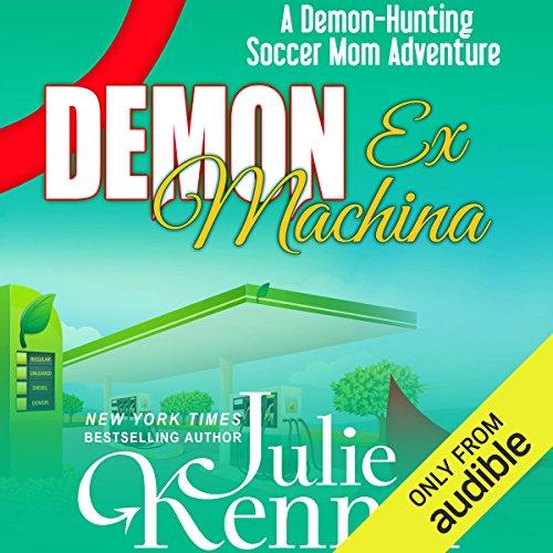 Demon ex Machina audiobook cover art