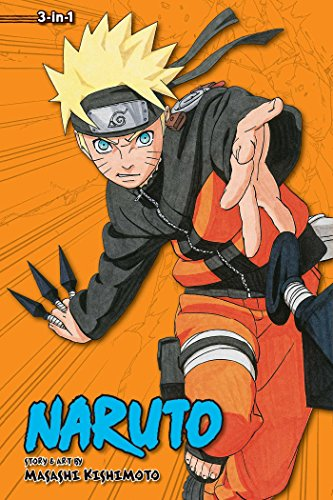 Naruto (3-In-1 Edition), Vol. 10: Includes Vols. 28, 29 & 30