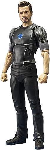 servicio de primera clase COOL MODEL Marvel Iron Man Man Man 3 Tony Stark Alrojoedor De 17 Cm Figuras De Acción Juguetes para Niños Figuras Juguetes  precios razonables