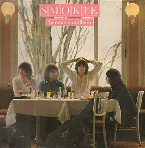 Smokie - The Montreux Album - RAK - 5C 062-61505