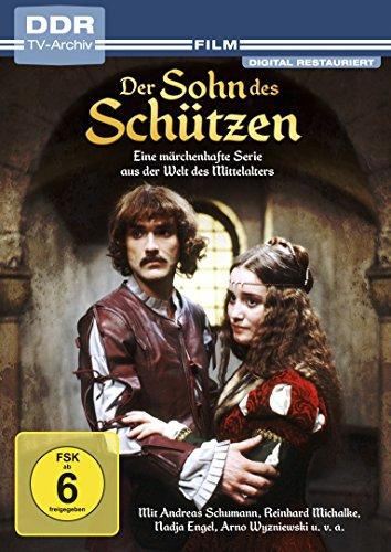 Der Sohn des Schützen (DDR TV-Archiv) [Alemania] [DVD]