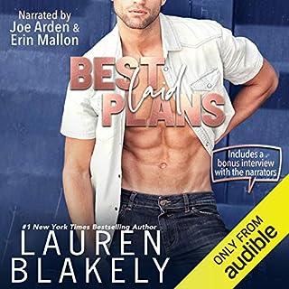 Page de couverture de Best Laid Plans
