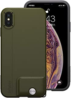 New bitplay SNAP! Case in Army Green - Camera Case for iPhone Xs Max (Lenses Not Included)