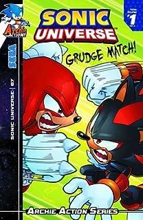 Sonic Universe #67 Reg Cover