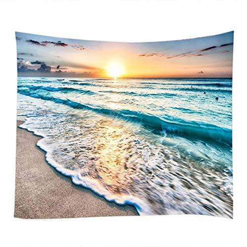 Xhtoe Tapiz para colgar en la pared, tapiz para colgar en la habitación, decoración del hogar, arte de la cama, arte de la pared (tamaño: L; Color: variado)
