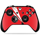 MightySkins Skin Compatible with Microsoft Xbox One X Controller - Laser Crow | Protective, Durable, and Unique Vinyl Decal wrap Cover | Easy to Apply, Remove, and Change Styles | Made in The USA