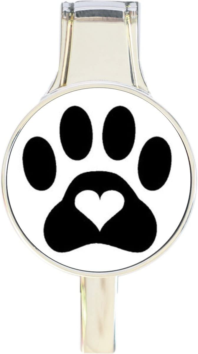 Paw with Heart Everything Max Spring new work one after another 43% OFF Purse Hook Retractable Hanger Handbag