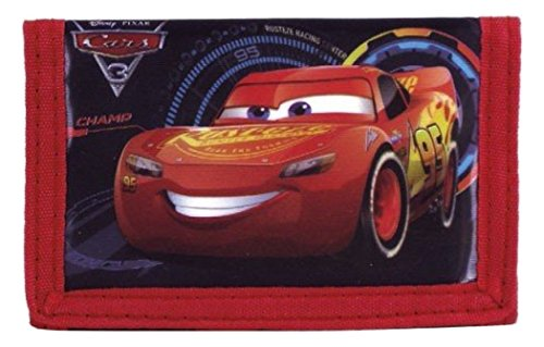 Cars 3 Cartera Monedero Billetera niños