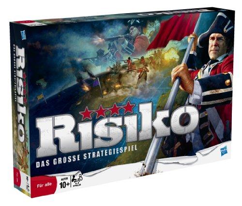 Hasbro Spiele 28720100 - Risiko, Strategiespiel