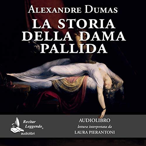 La storia della dama pallida copertina