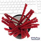 TWIZZLERS Licorice Halloween Candy, Strawberry, 5 Pound