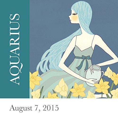 Aquarius: August 07, 2015 audiobook cover art