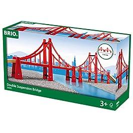 Brio 33683 – Ponte Sospeso a Due Campate