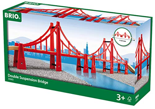 BRIO World - 33683 - DOUBLE PONT SUSPENDU
