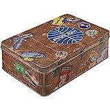 Nostalgic-Art Retro Vorratsdose Flach Pan Am – Pegatinas de Viaje – Idea de Regalo para los...