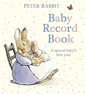 Peter Rabbit: Baby Record Book