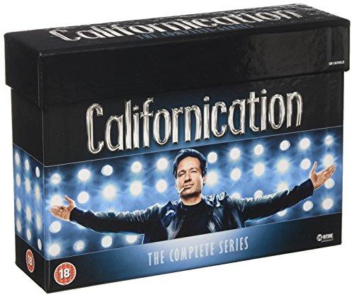 Californication: The Complete Collection (5 Dvd) [Edizione: Regno...