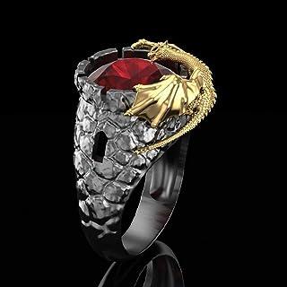 Suchergebnis auf für: roter drache: Schmuck