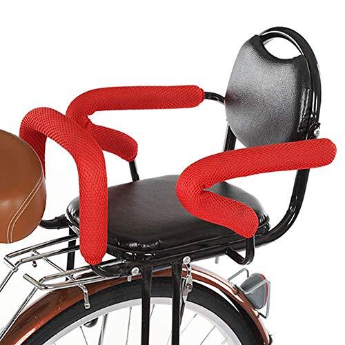 GPWDSN kinderfietszitje voor kinderen met elektrische fiets voor vooraan
