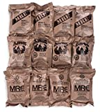 2021 MREs (Meals Ready-to-Eat) Genuine U.S. Military Surplus Assorted Flavor...
