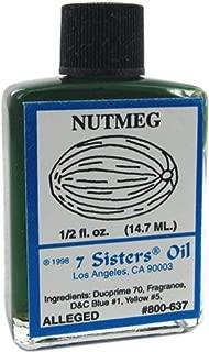 7 sisters oil voodoo